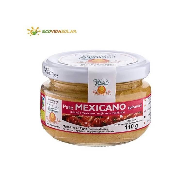 Paté mexicano (picante) bio - Vegetalia