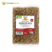 Fideo nº 5 integral bio - Vegetalia