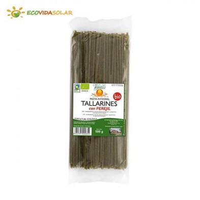 Tallarines con perejil bio - Vegetalia