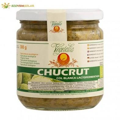 Chucrut de col blanca bio - Vegetalia
