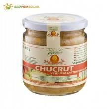 Chucrut variada bio (col, zanahoria y cebolla) - Vegetalia