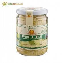 Picles de col blanca bio - Vegetalia