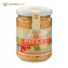 Picles variada bio (col, zanahoria y cebolla) - Vegetalia