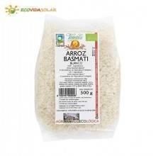 Arroz basmati blanco bio - Vegetalia
