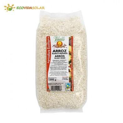 Arroz blanco redondo bio - Vegetalia