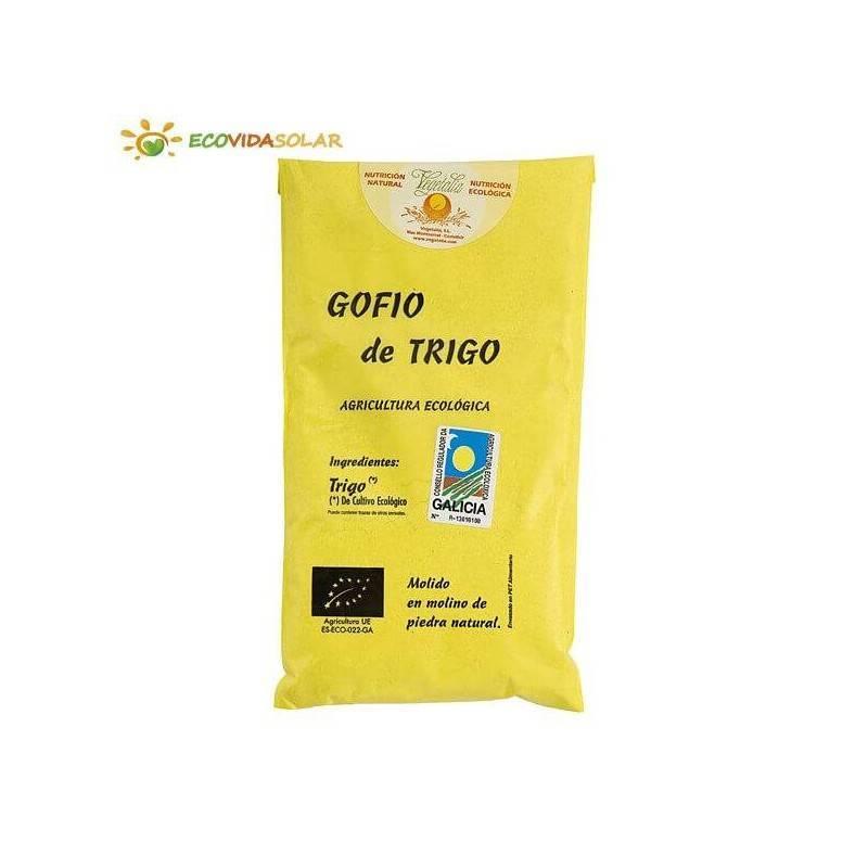 Gofio de trigo bio - Vegetalia