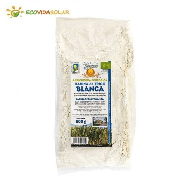 Harina blanca de trigo bio - Vegetalia