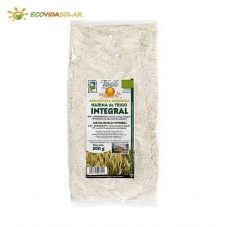Harina integral de trigo bio - Vegetalia