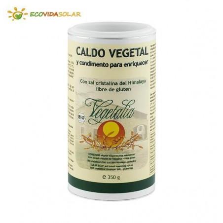 Caldo vegetal bio - Vegetalia