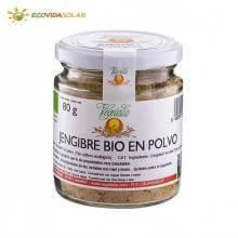 Jengibre en polvo bio - Vegetalia