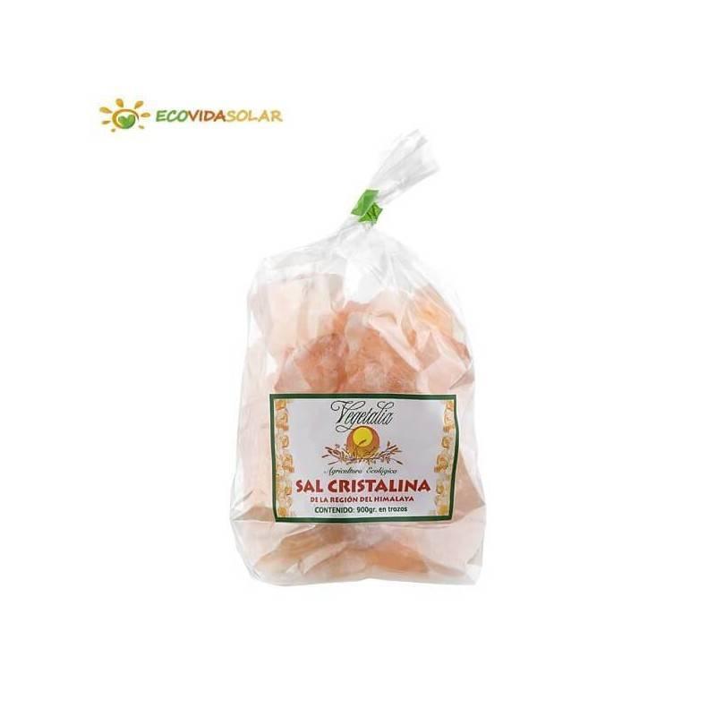 Sal cristalina del himalaya trozos - Vegetalia