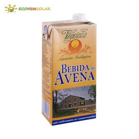 Bebida de avena bio - Vegetalia
