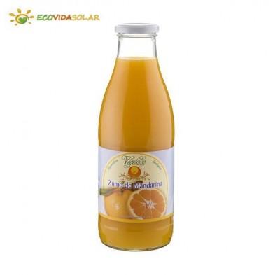 Zumo de mandarina bio - Vegetalia