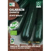 Semillas Ecológicas de Calabacín bio black beauty -Rocalba