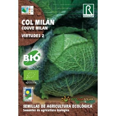 Semillas de Col Milan bio - Rocalba