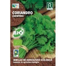 Semillas de Coriandro o Cilantro bio -Rocalba