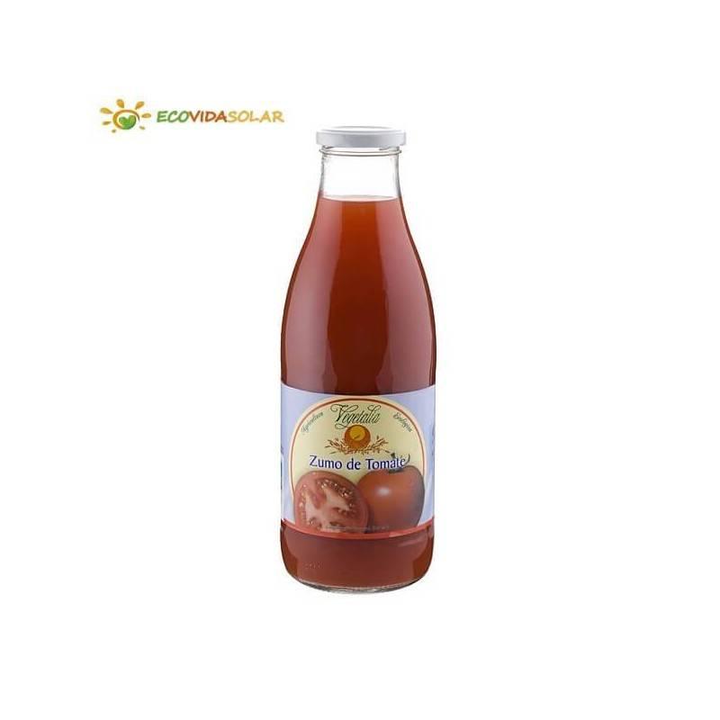 Zumo de tomate bio - Vegetalia
