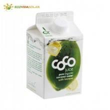 Coco drink banana bio - Dr. Antonio Martins