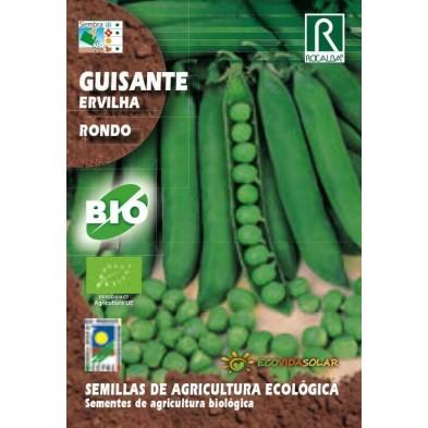 Semillas de guisante bio - Rocalba