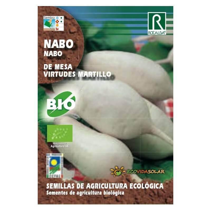 Semillas de Nabo bio - Rocalba