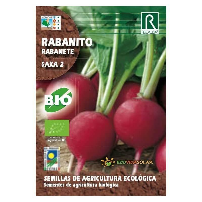 Semillas de Rabanito bio - Rocalba