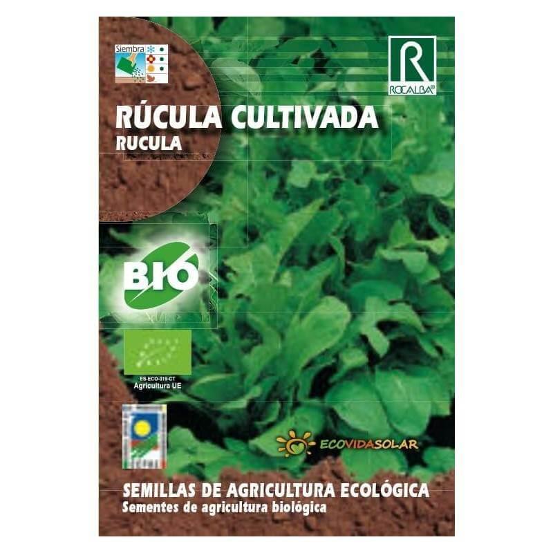 Semillas de Rúcula bio - Rocalba