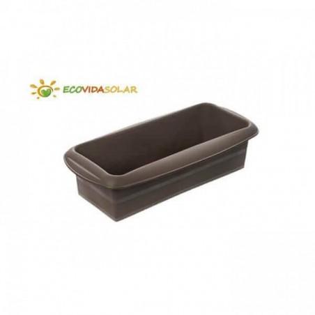 Molde rectangular de silicona platino - Lurch