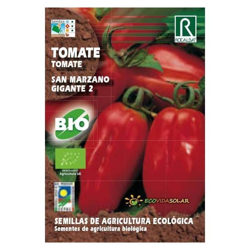 Semillas de Tomate San Marzano bio - Rocalba