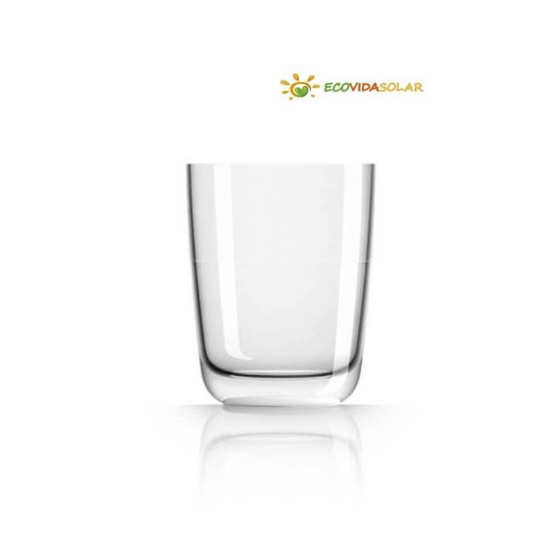 Vaso highball antibalance de Tritán - Blanco - Palm Products