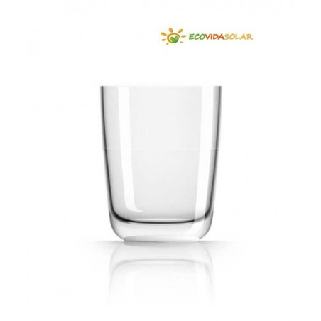 Vaso highball antibalance de Tritán - Blanco - Palm Products