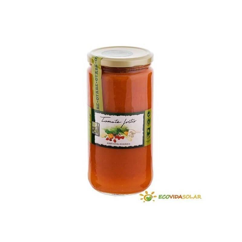 Tomate frito casero bio-Vegetalia-Ecovidasolar