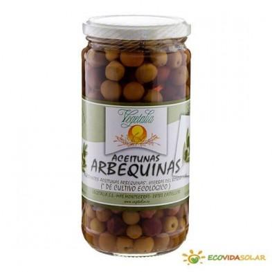 Olivas arbequinas bio - Vegetalia