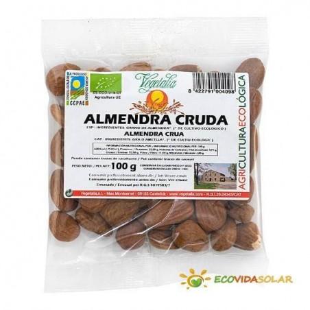 20-57 Almendra cruda bio - Vegetalia - Ecovidasolar