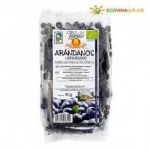 70-04 Arándanos liofilizados bio - Vegetalia- Ecovidasolar