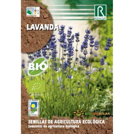 Semillas de lavanda bio - Rocalba