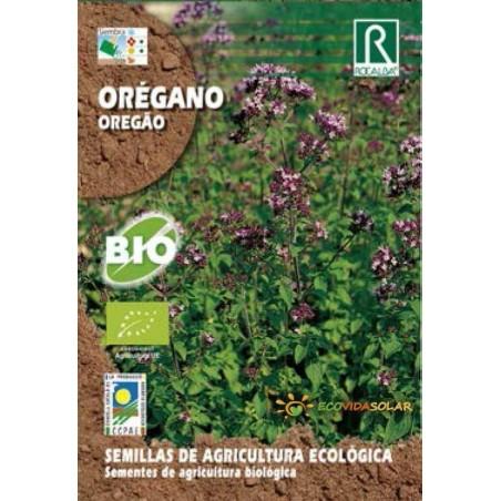 Semillas de oregano bio - Rocalba