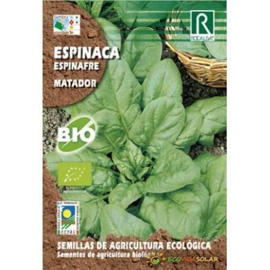 Semillas de Espinaca matador bio - Rocalba