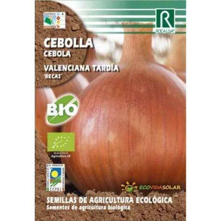 Semillas de Cebolla valenciana bio - Rocalba