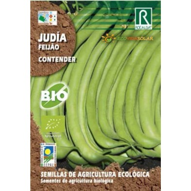 Semillas de judia contender bio - Rocalba