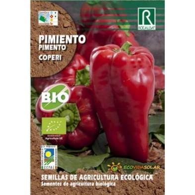 Semillas de pimiento coperi bio - Rocalba
