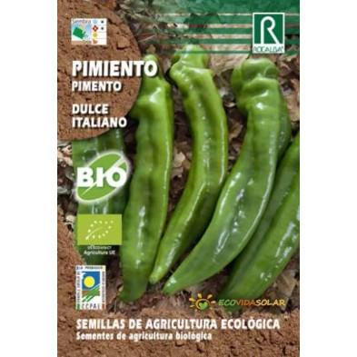 Semillas de pimiento dulce italiano bio - Rocalba