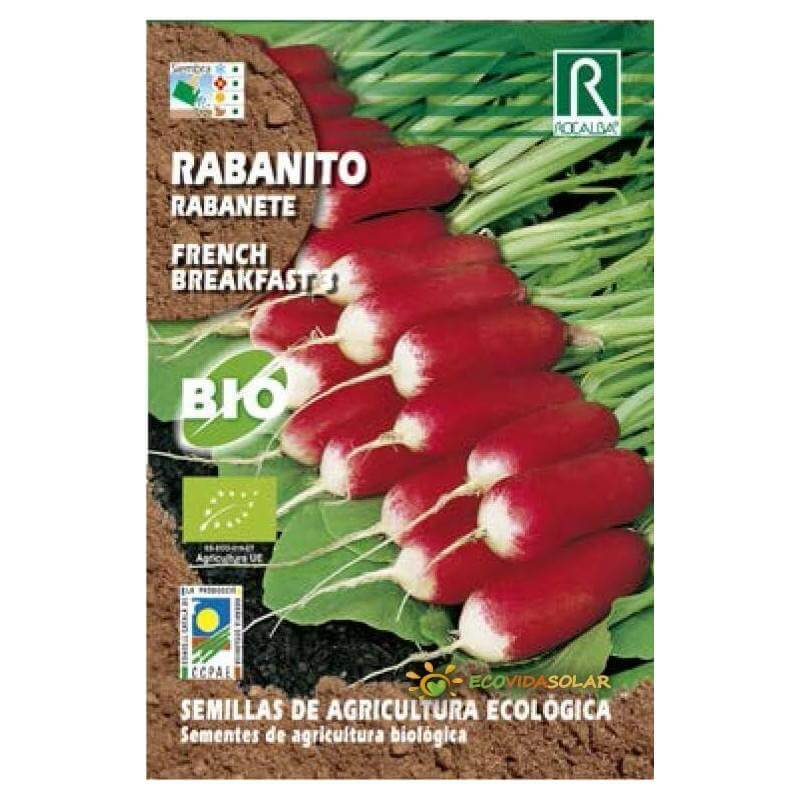 Semillas-rabanito-french-breakfast-bio-Rocalba-Ecovidasolar