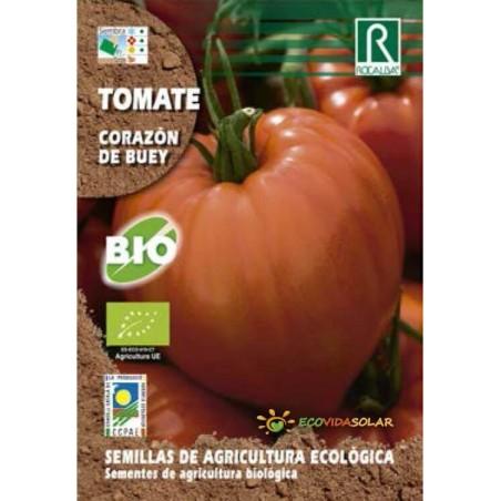 Semillas de Tomate corazon de buey bio - Rocalba