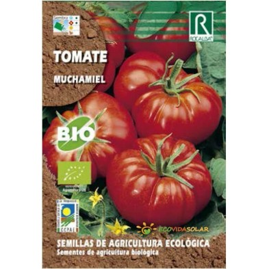 Semillas de Tomate muchamiel bio - Rocalba