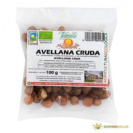 Avellana cruda bio - Vegetalia