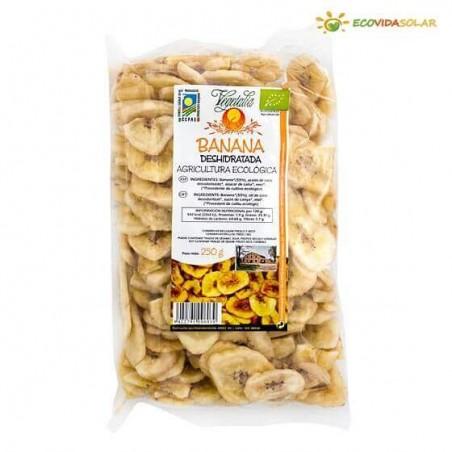 Bananas chips deshidratadas bio - Vegetalia