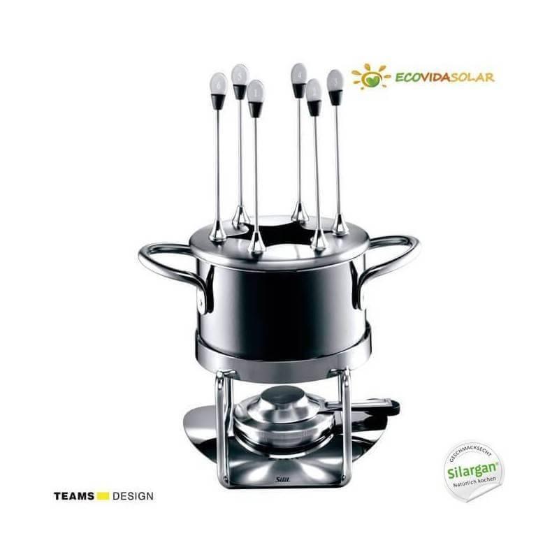 Fondue-6-tenedores-Globe-Silargan-Silit-Ecovidasolar