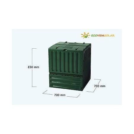 Compostadora-Eco-King-Graf-Ecovidasolar-400-litros