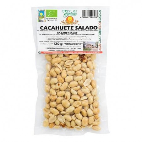 Cacahuete salado bio - Vegetalia