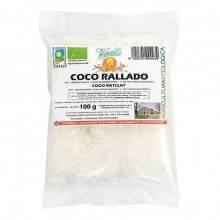 20-72 Coco rallado bio - Vegetalia - Ecovidasolar
